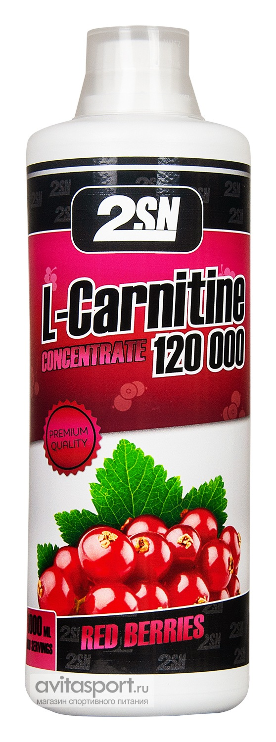 2SN L-Carnitine Concentrate 1000 мл