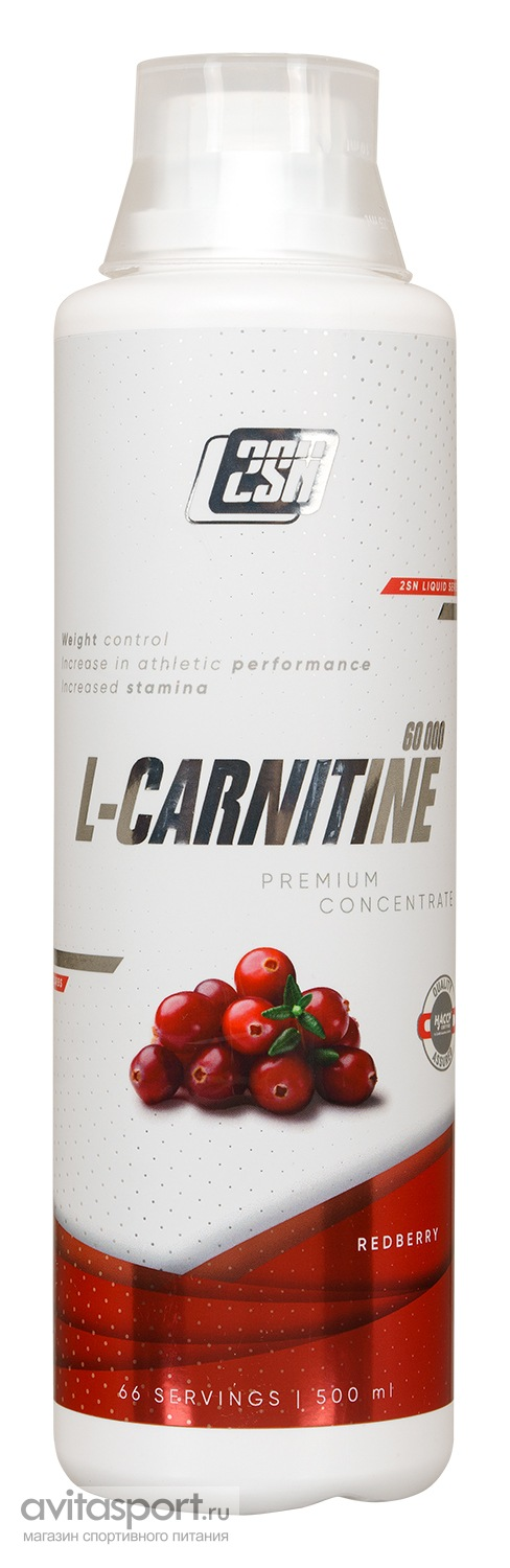2SN L-Carnitine Concentrate 500 мл