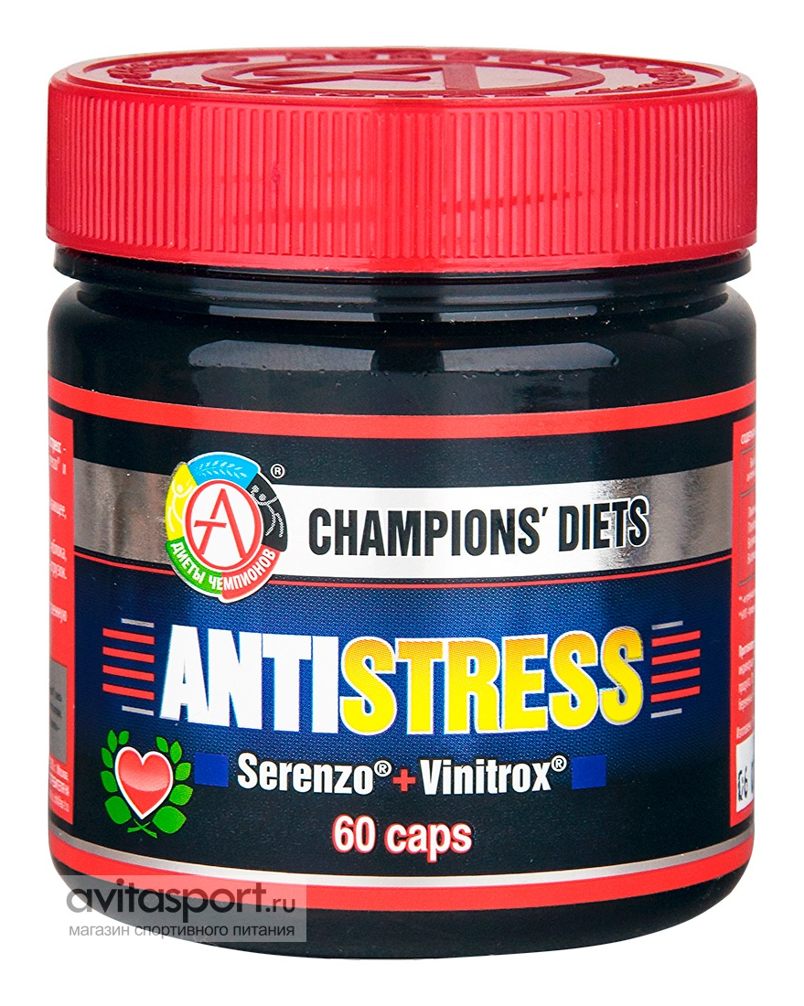 Academy-T Antistress 60 капсул