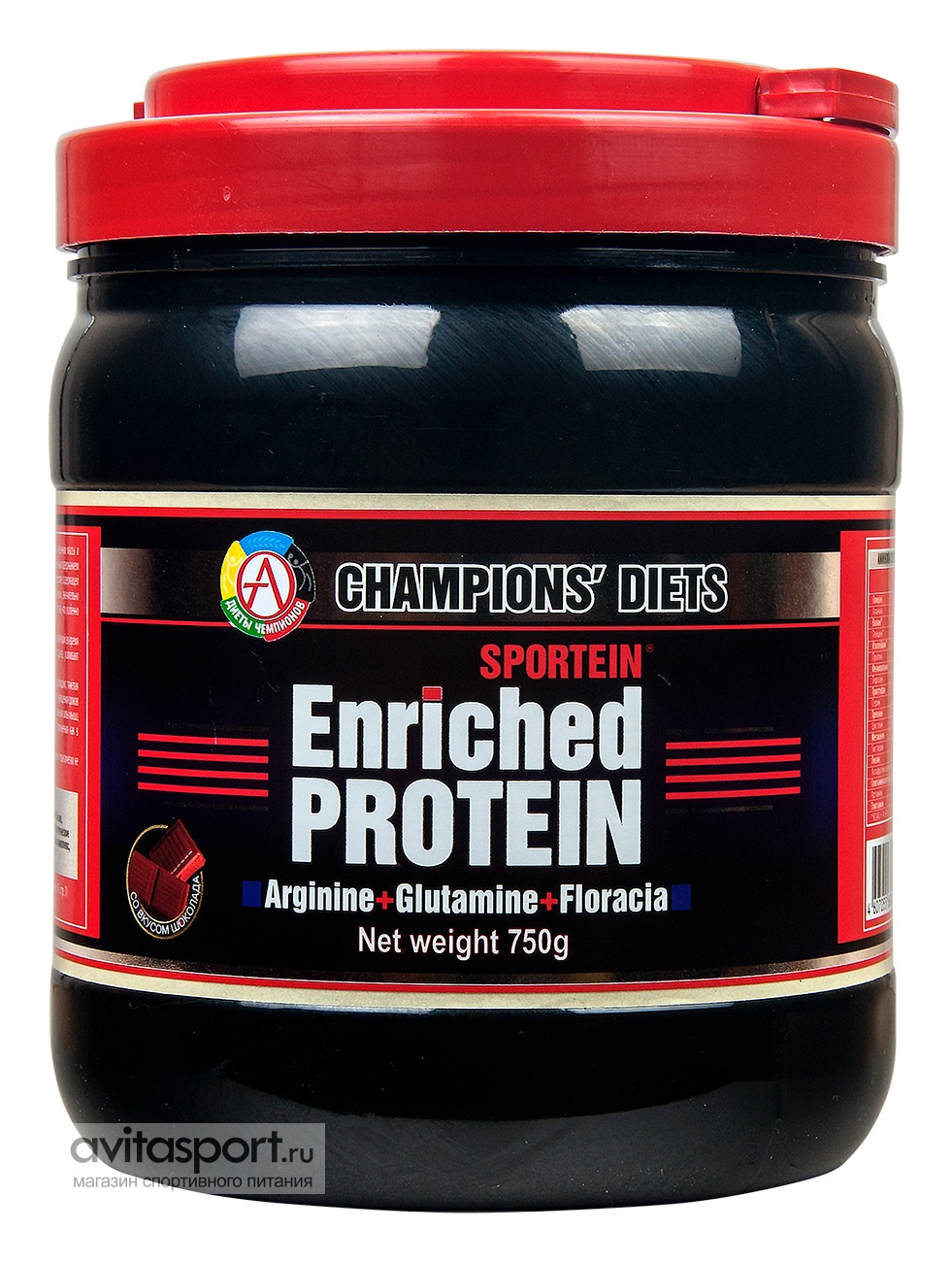 Academy-T Спортеин Enriched Protein 750 г