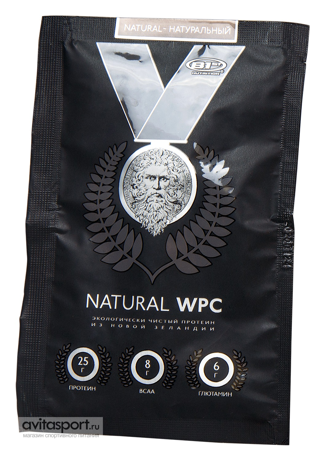 B1st Nutrition Natural WPC 31 г