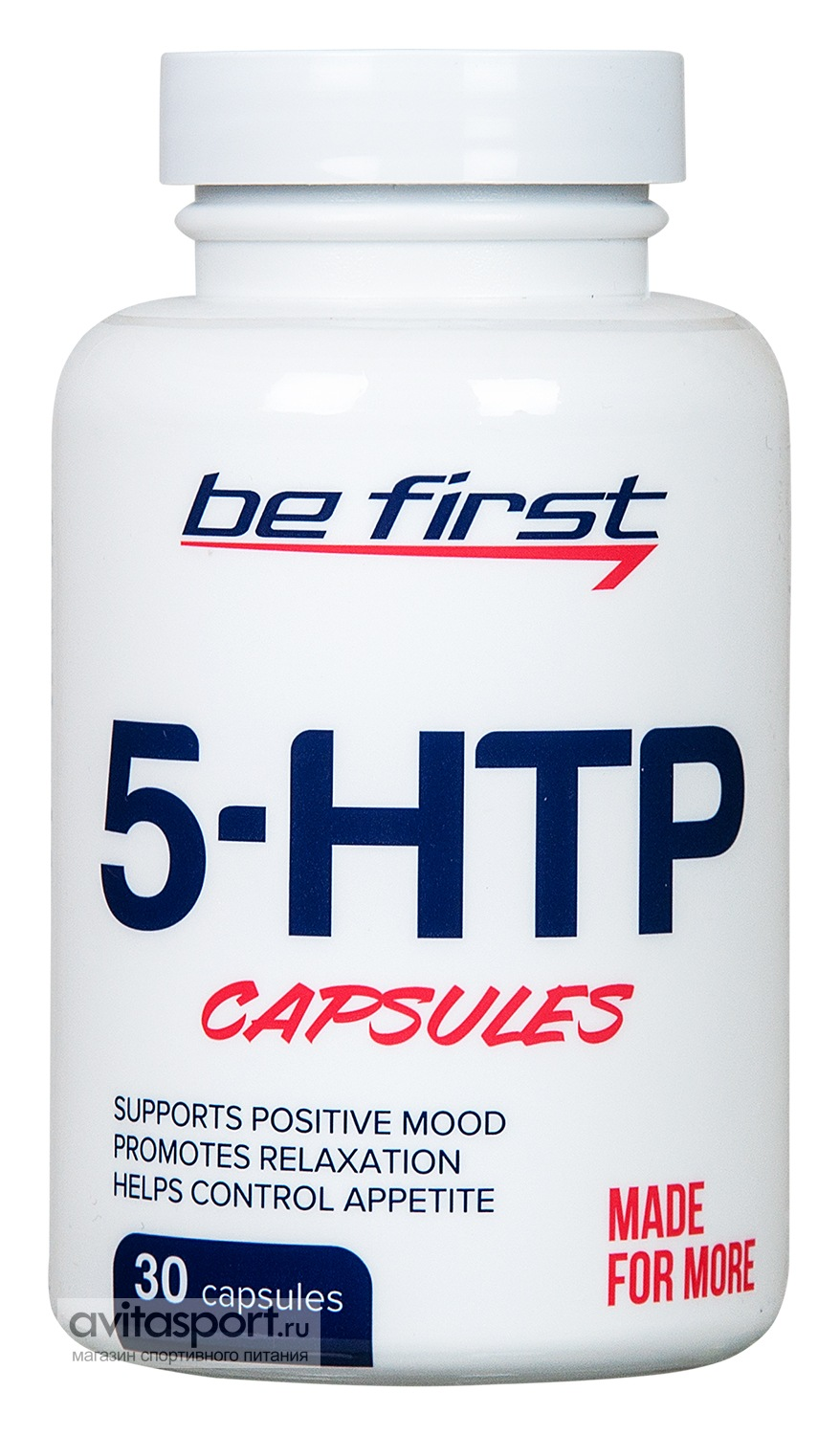 Be First 5-HTP Capsules 30 капсул