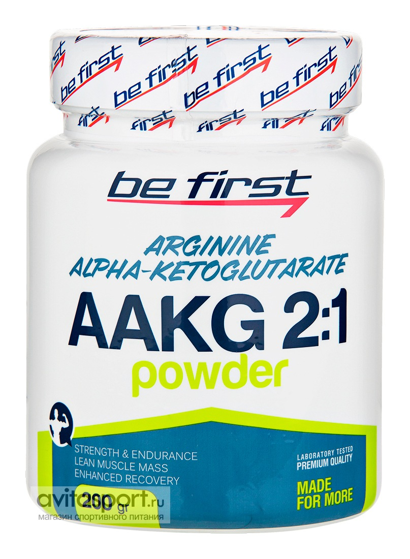 Be First AAKG Powder 200 г