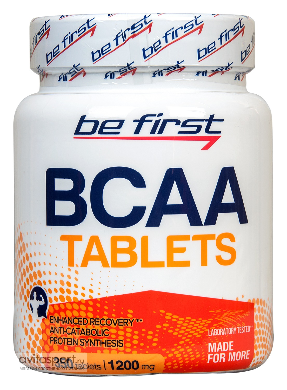Be First BCAA Tablets 350 таблеток