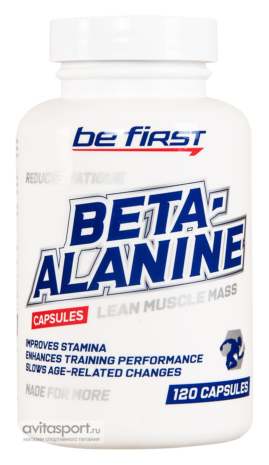 Be First Beta-Alanine 120 капсул
