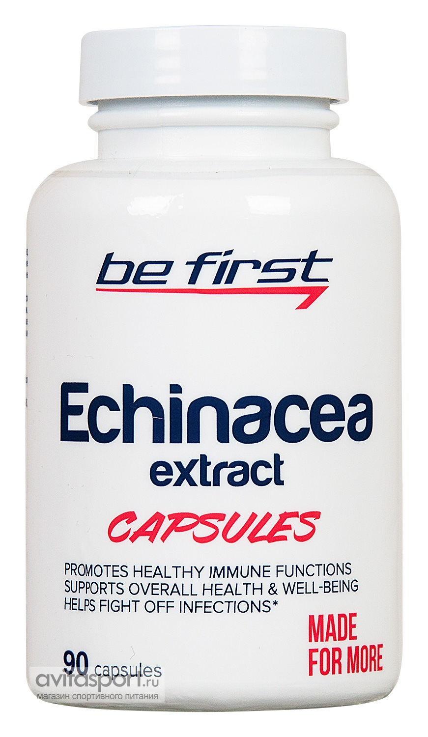 Be First Echinacea extract 90 капсул