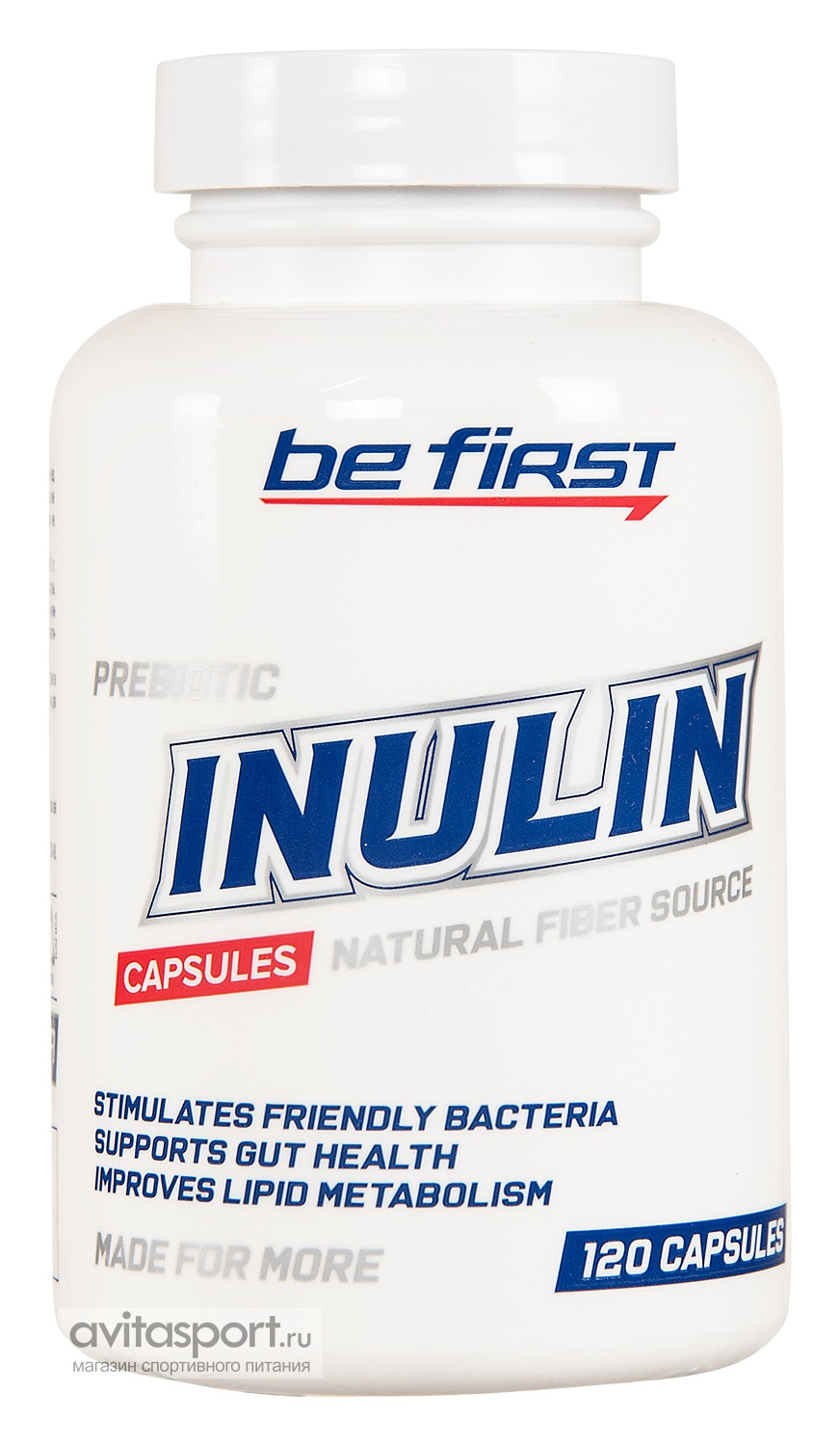 Be First Inulin 120 капсул