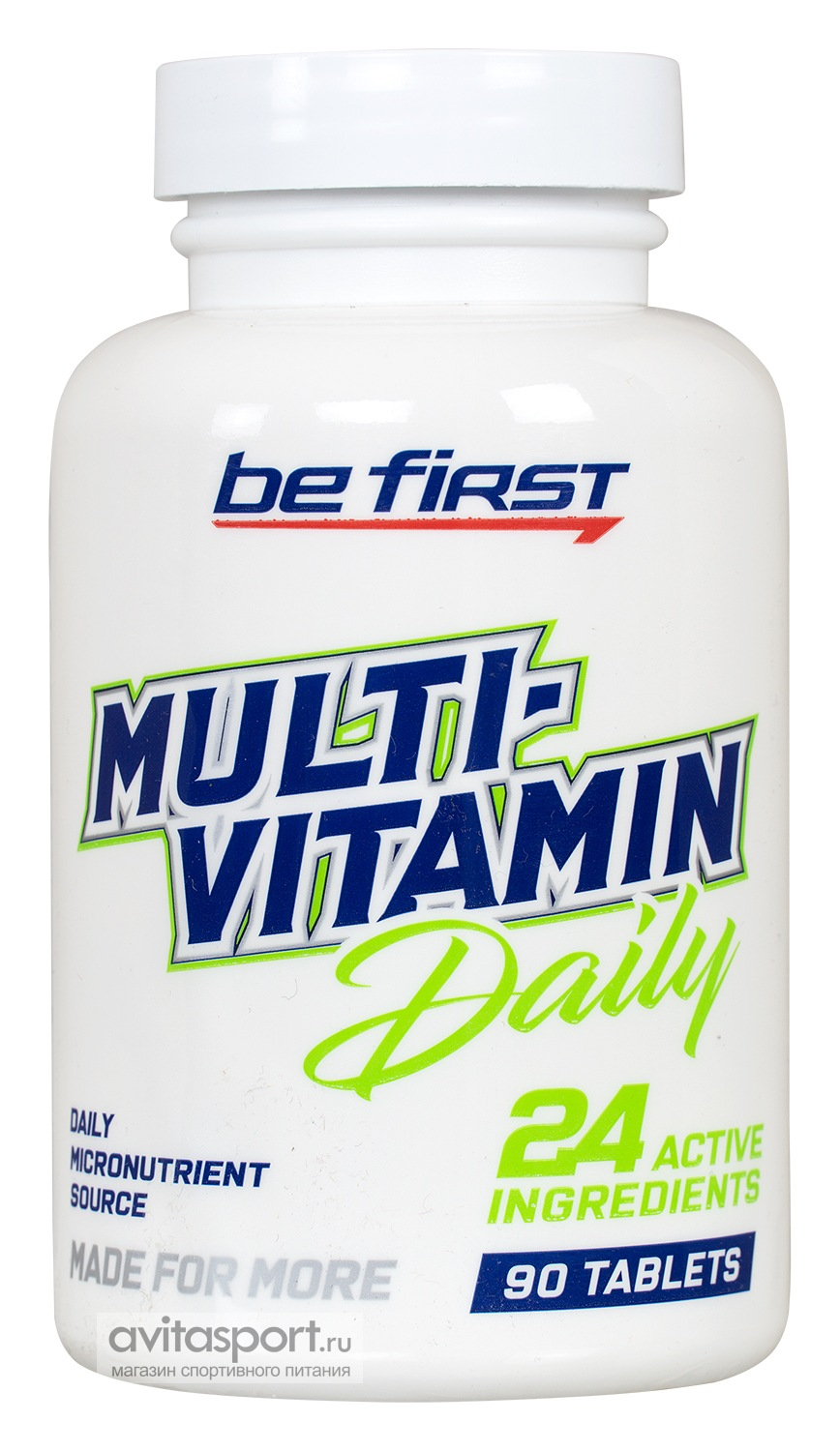 Be First Multivitamin Daily 90 таблеток