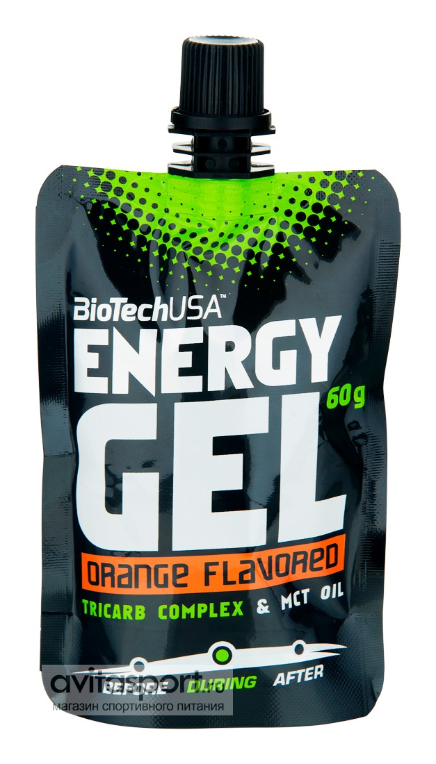 BioTech Energy Gel 60 г