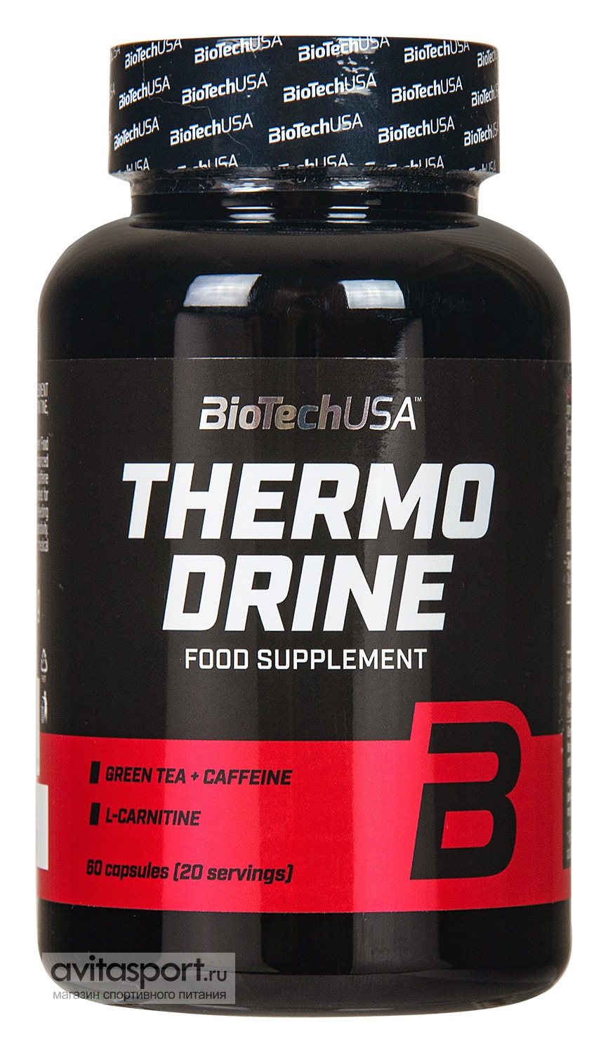 BioTech Thermo Drine 60 капсул