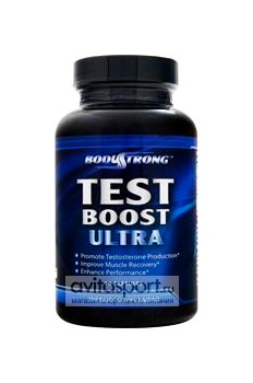 BodyStrong Test Boost ULTRA 90 капсул