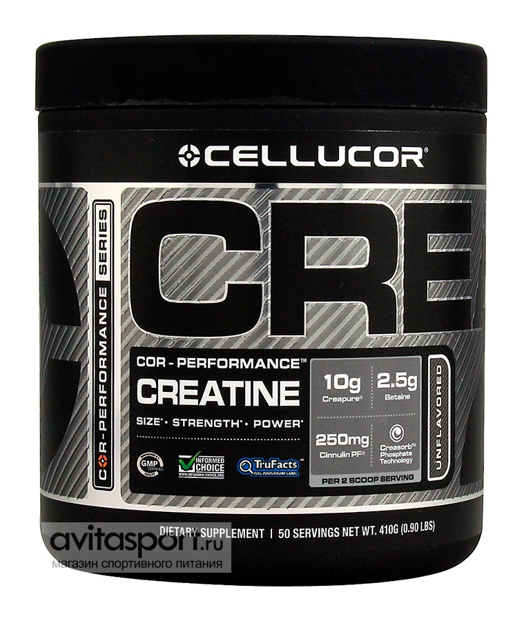Cellucor COR-Performance Creatine 410 г