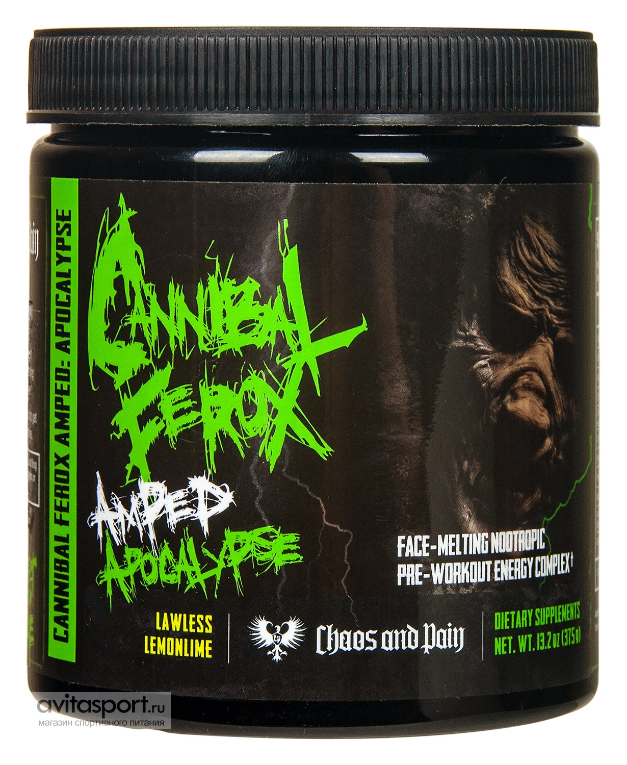 Chaos and Pain Cannibal Ferox 375 г