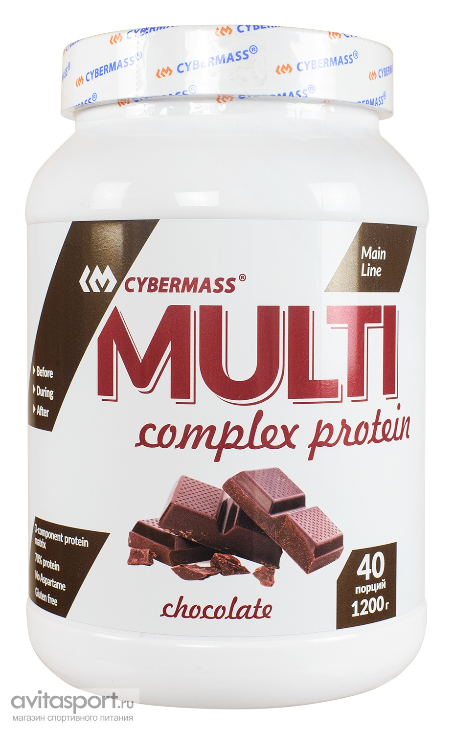 CyberMass Multi Complex Protein 1200 г
