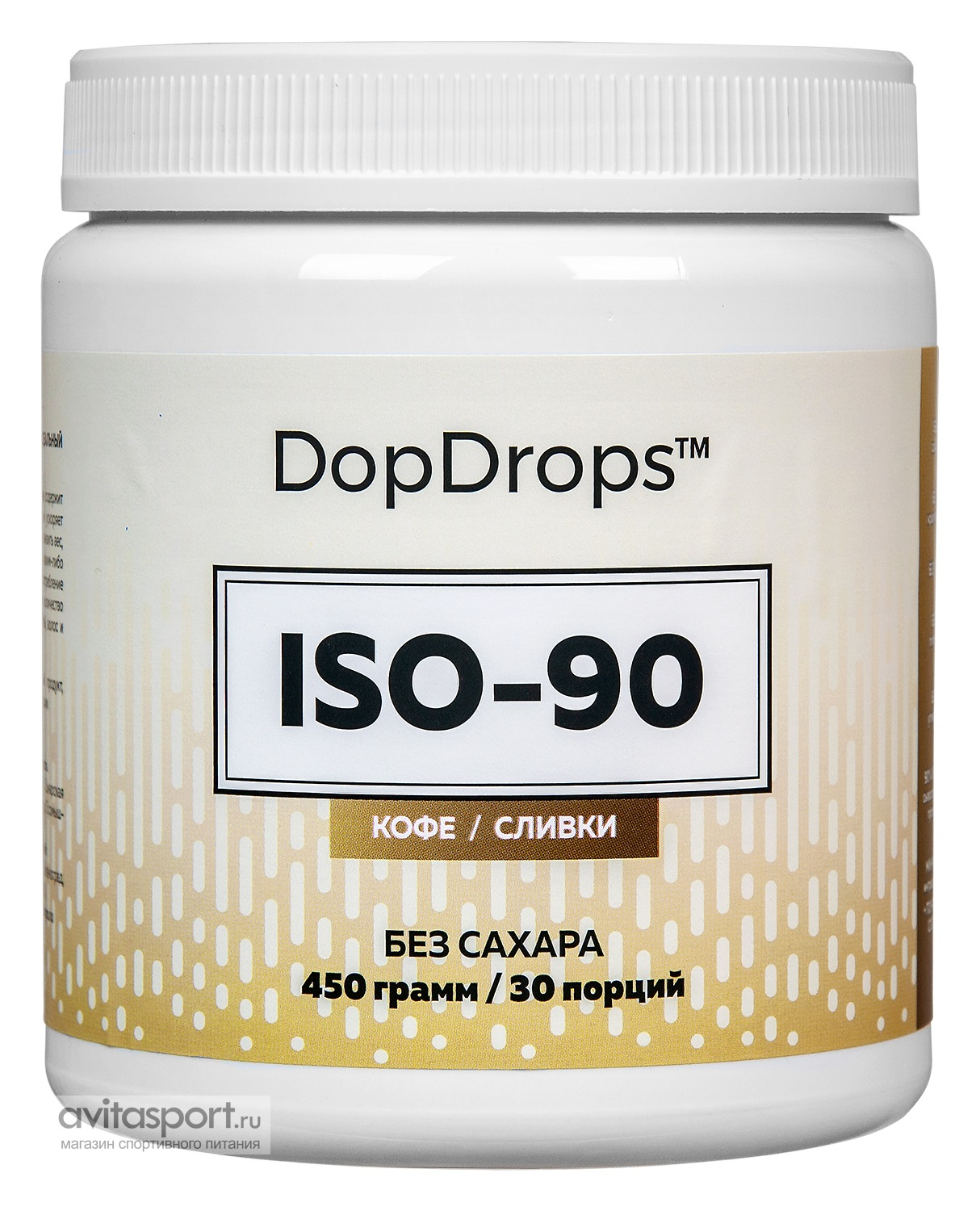DopDrops ISO-90 450 г