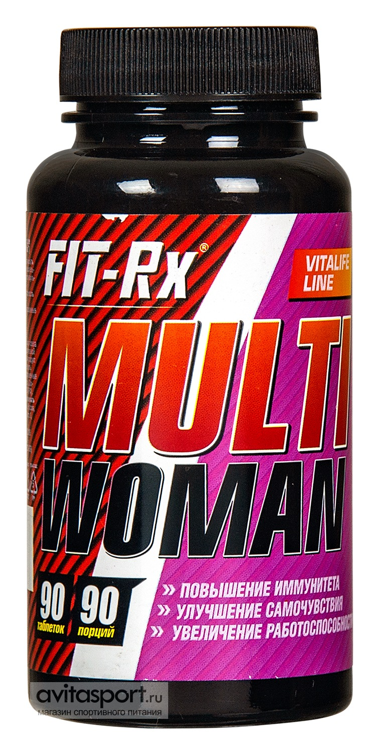 FIT-Rx Multi Woman 90 таблеток