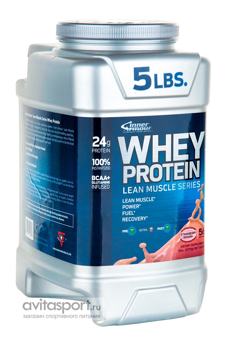 Inner Armour Whey Protein 2270 г