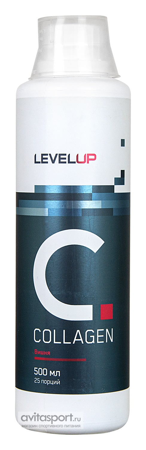 LevelUp Collagen 500 мл
