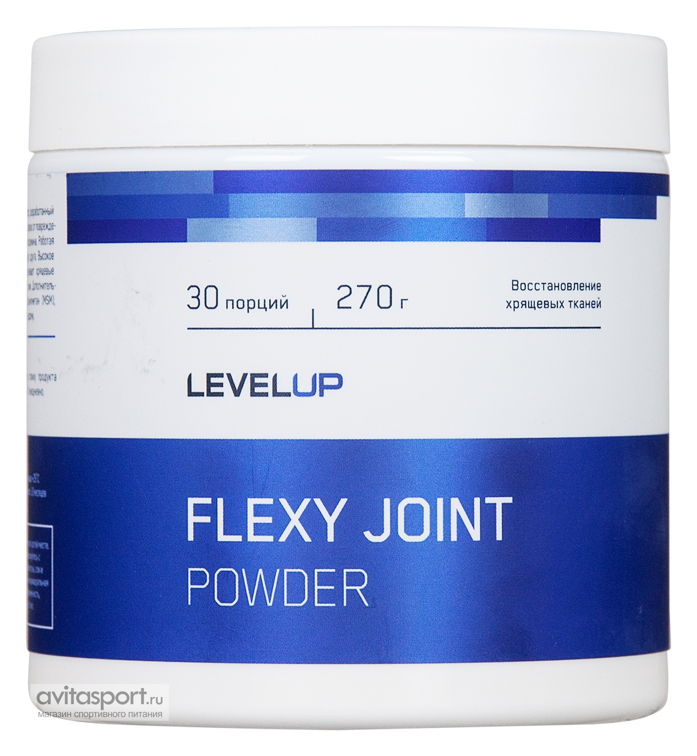 LevelUp Flexy Joint Powder 270 г