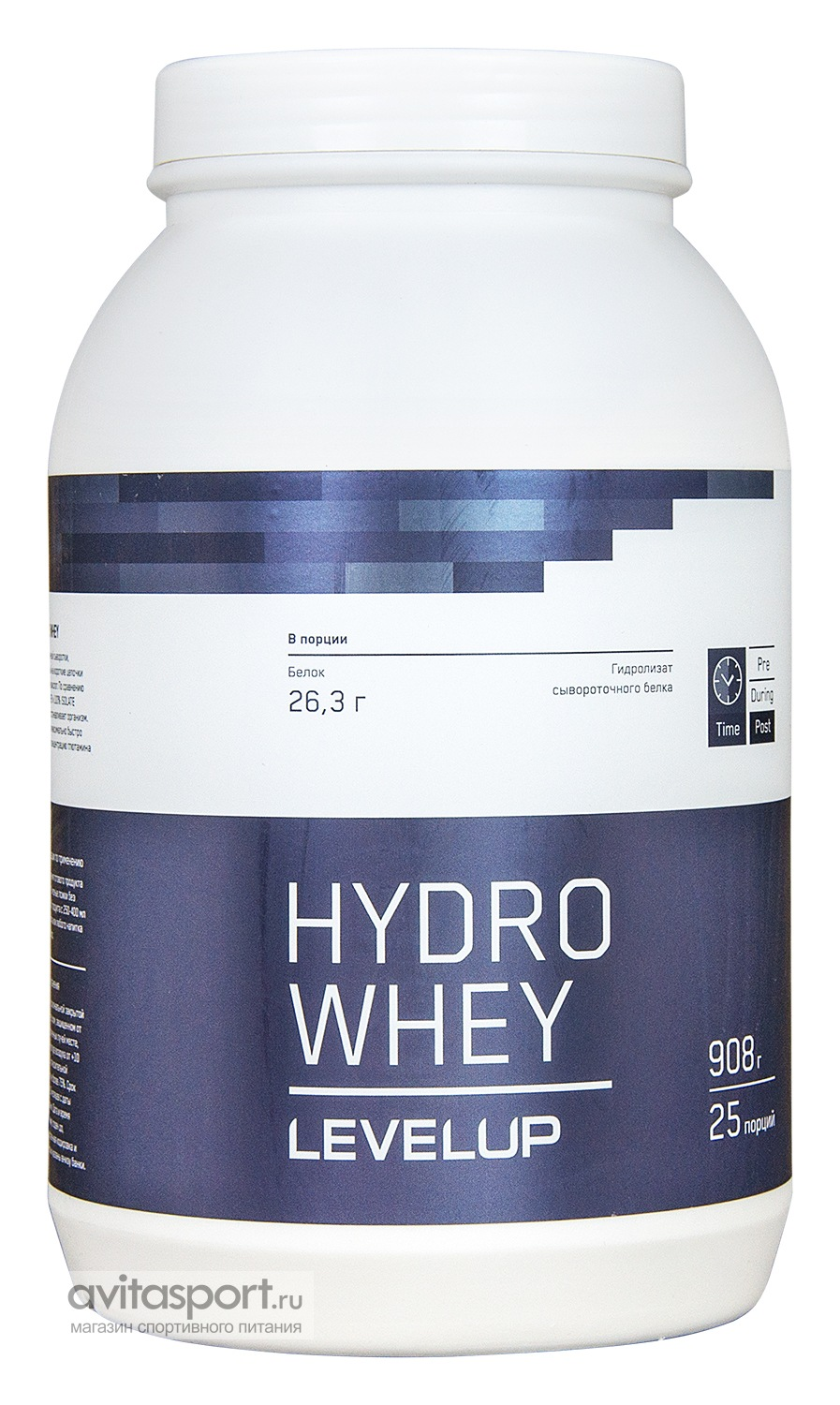 LevelUp Hydro Whey 908 г
