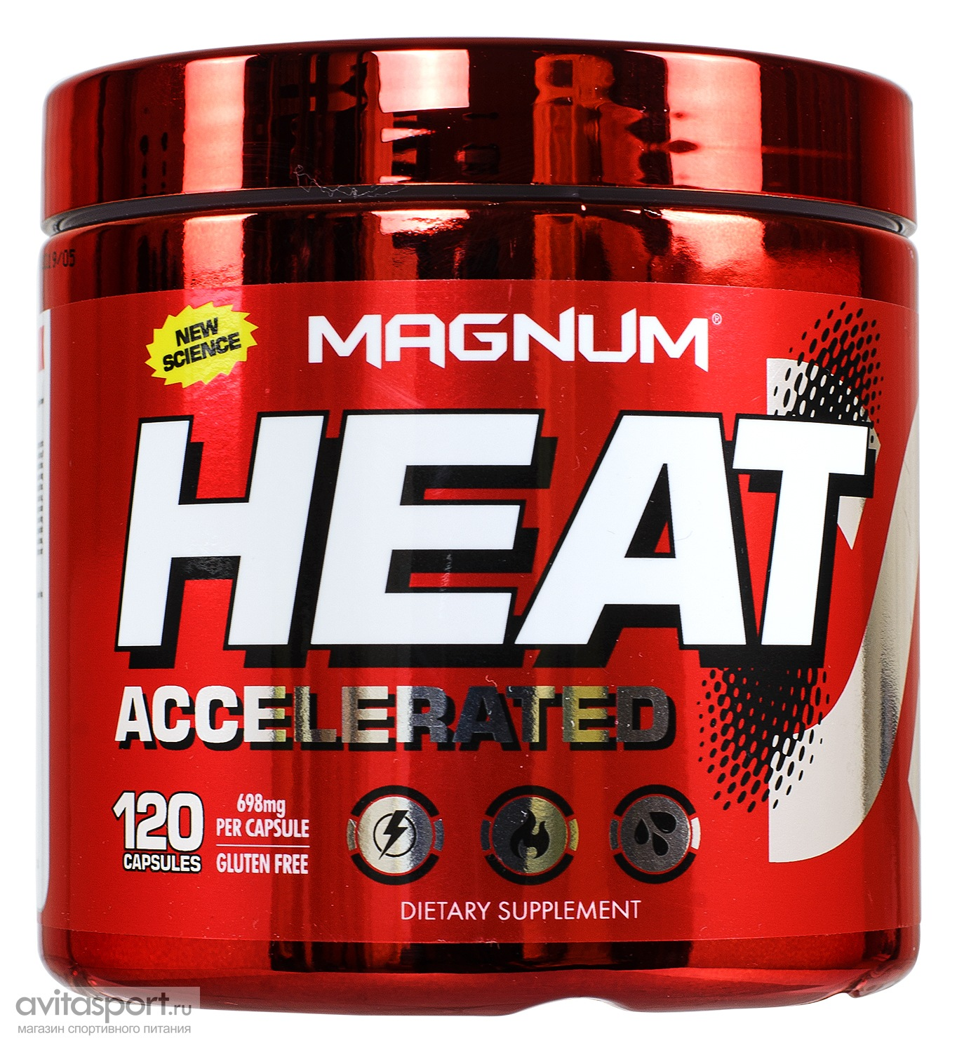 Magnum Heat Accelerated 120 капсул