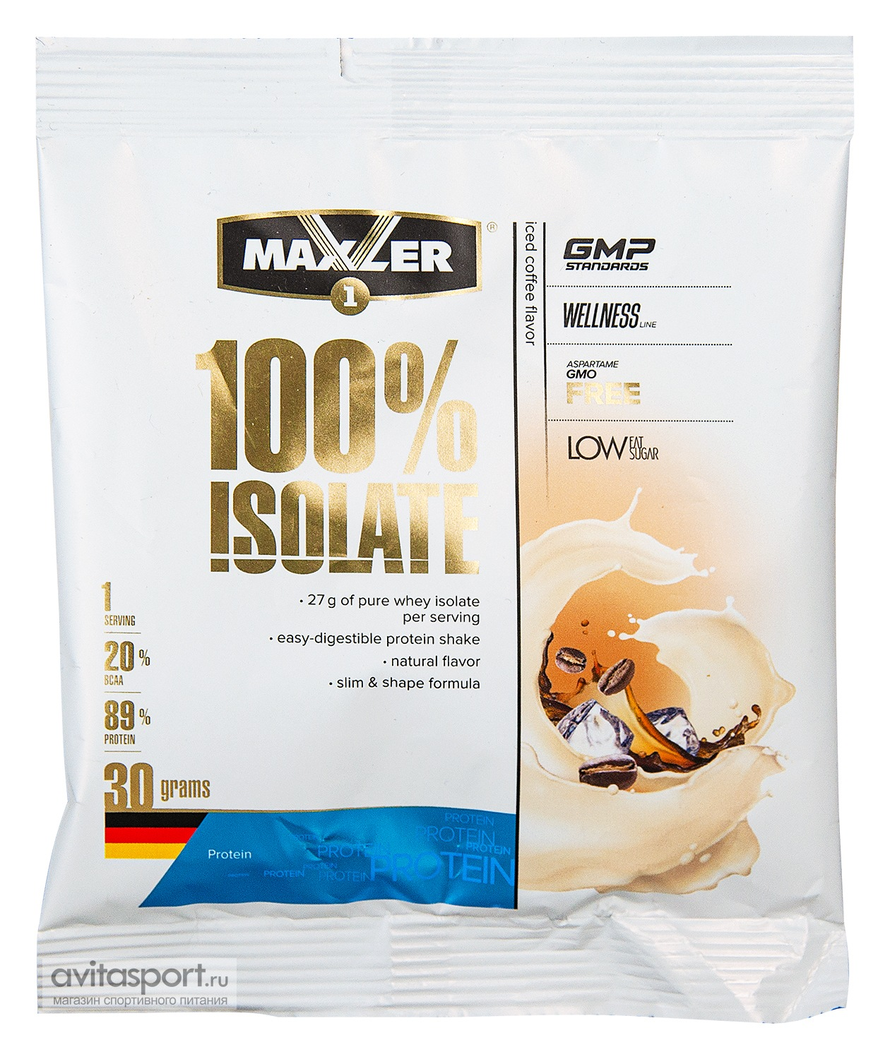 Maxler 100% Isolate 30 г