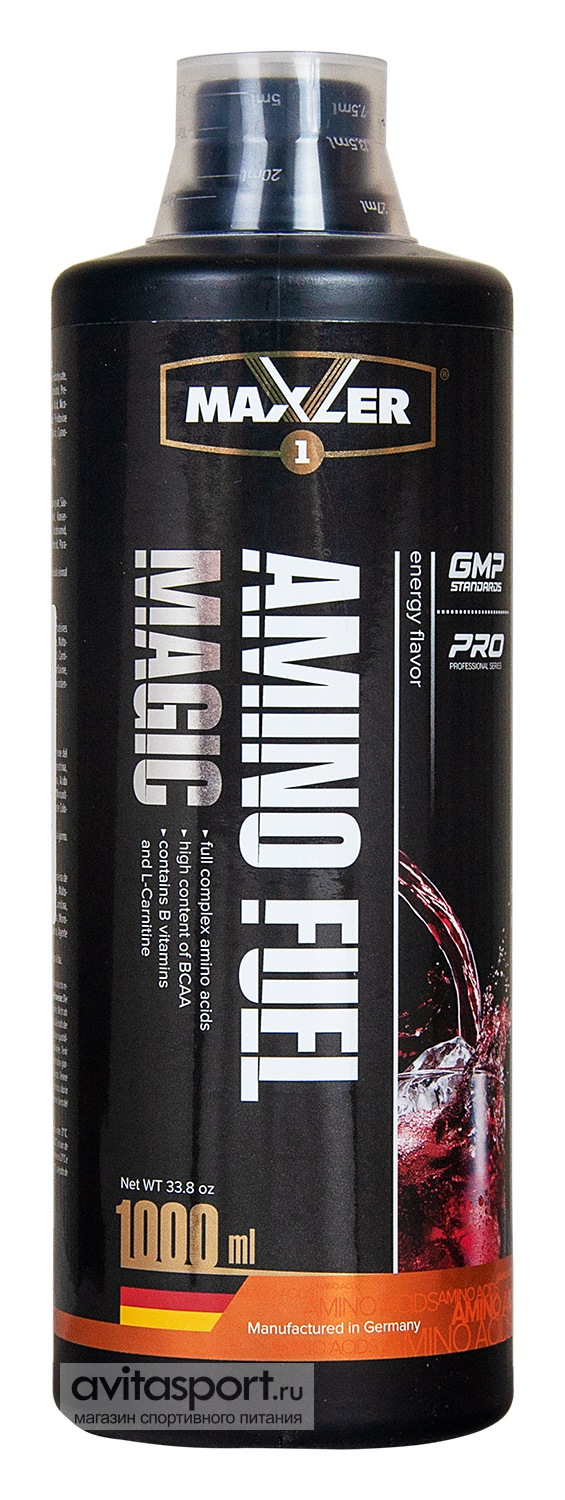 Maxler Amino Fuel Magic  1000 мл