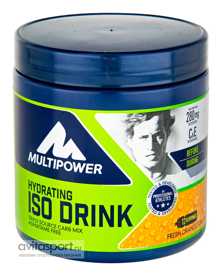 Multipower Iso Drink 420 г