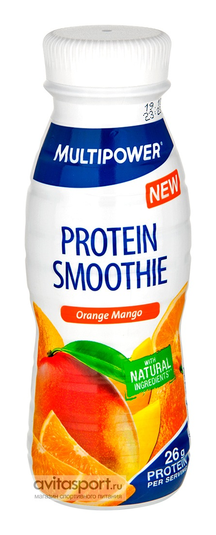 Multipower Напиток Protein Smoothie 330 мл