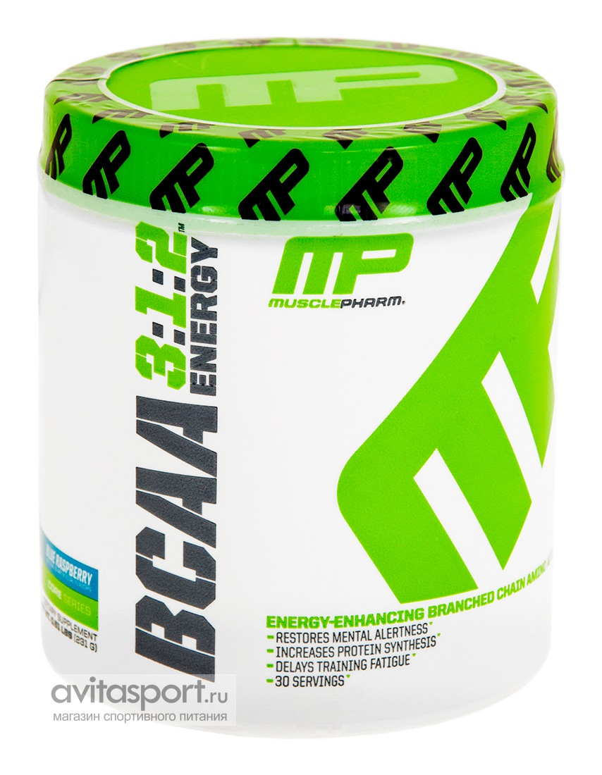 MusclePharm BCAA 3:1:2 Energy 231 г