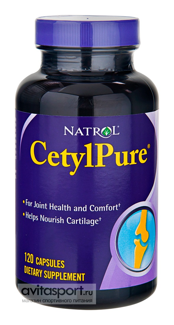 Natrol CetylPure 120 капсул