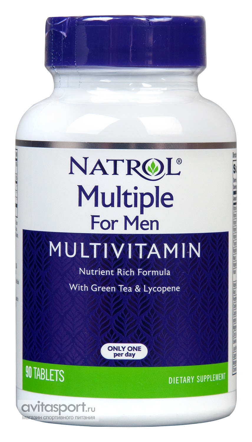 Natrol Multiple for Men 90 таблеток