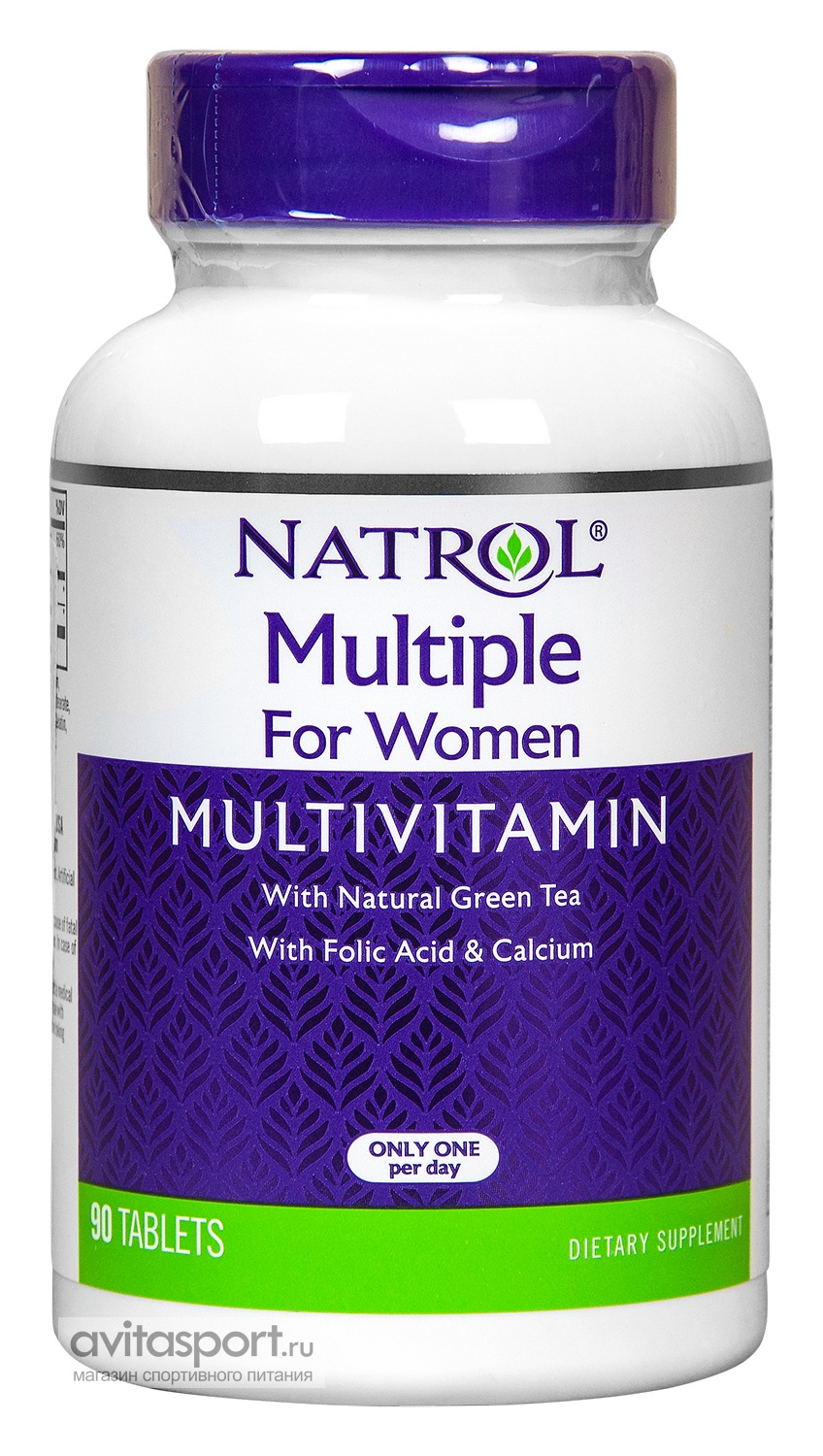 Natrol Multiple for Women 90 таблеток