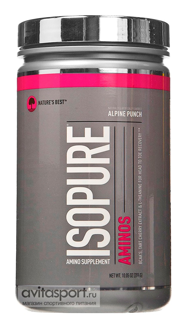 Nature's Best Isopure Aminos 285 г