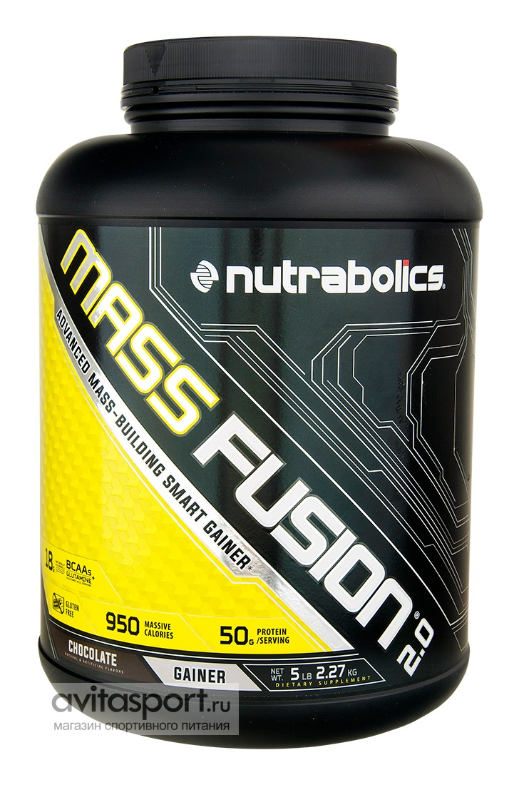 Nutrabolics Mass Fusion 2270 г