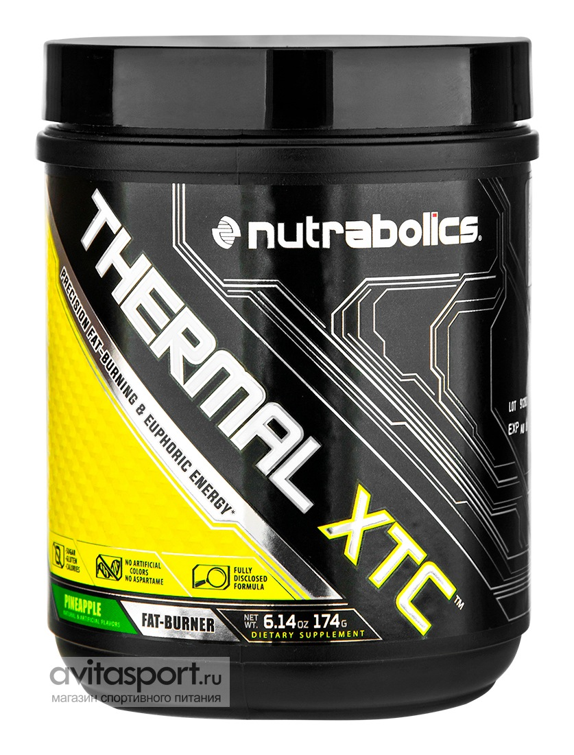 Nutrabolics Thermal XTC 174 г