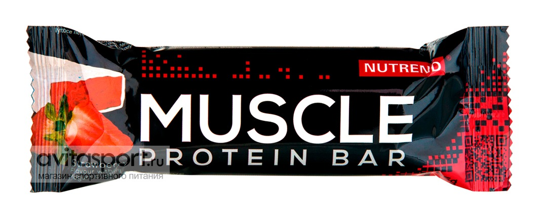 Nutrend Батончик Muscle Protein Bar 55 г