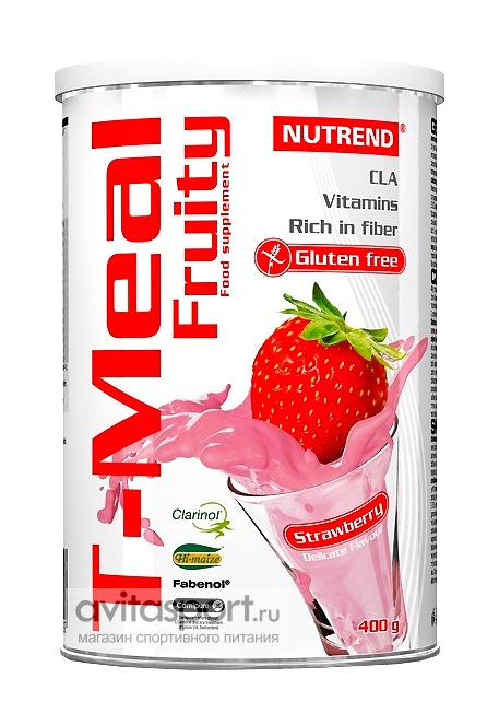 Nutrend T-Meal Fruity 400 г