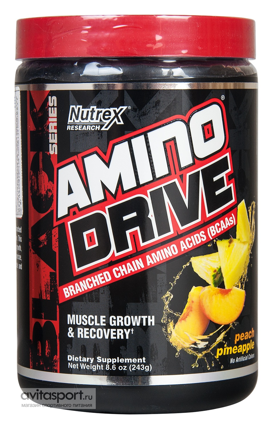 Nutrex Amino Drive 243-258 г