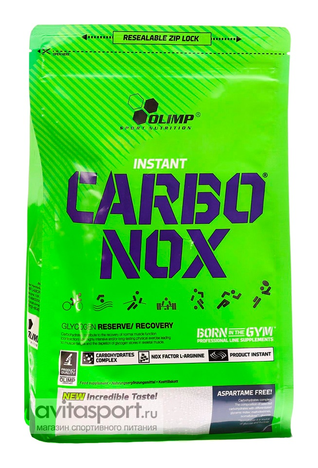 Olimp Carbo Nox 1000 г