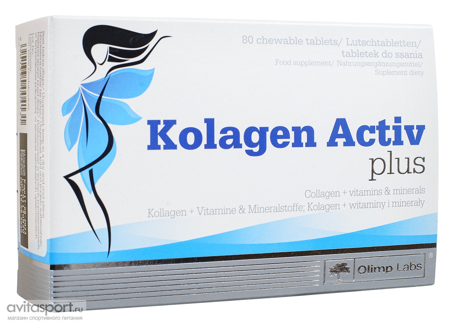 Olimp Kolagen Activ Plus 80 таблеток