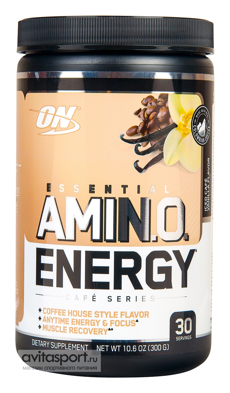 Optimum Nutrition Amino Energy 225-300 г / 30 порций