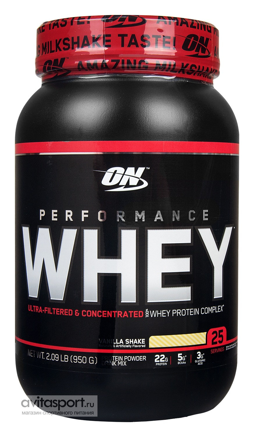 Optimum Nutrition Performance Whey 950-975 г
