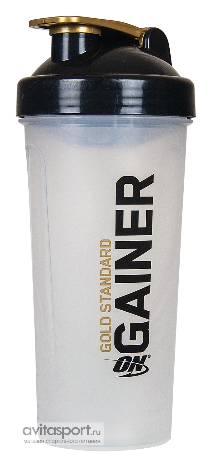 Optimum Nutrition Шейкер Gold Standard Gainer 1100 мл
