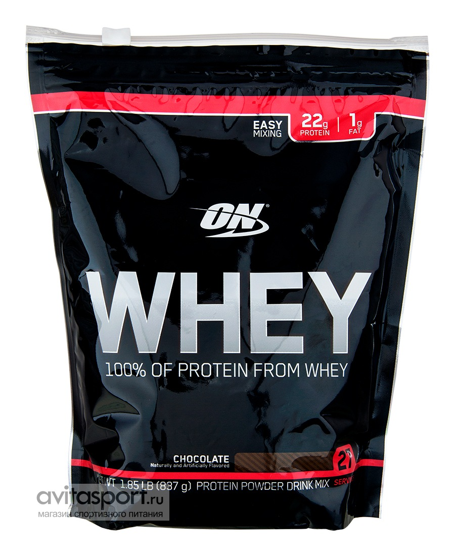 Optimum Nutrition Whey 824-837 г