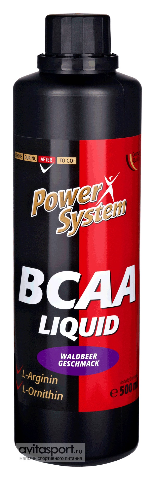 Power System BCAA Liquid