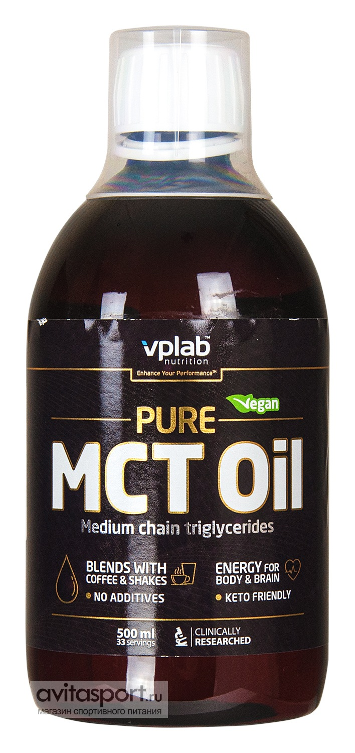 VP Laboratory MCT Oil 500 мл