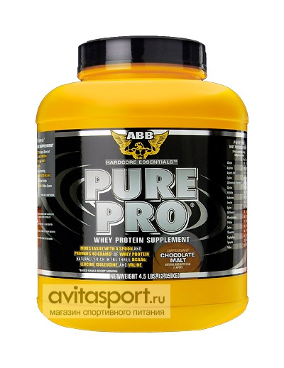 Optimum Nutrition ABB Pure Pro  2050 г