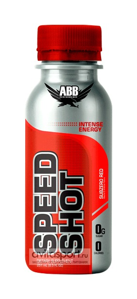 Optimum Nutrition Напиток ABB Speed Shot 251 мл