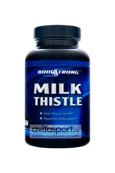 BodyStrong Milk Thistle 90 капсул